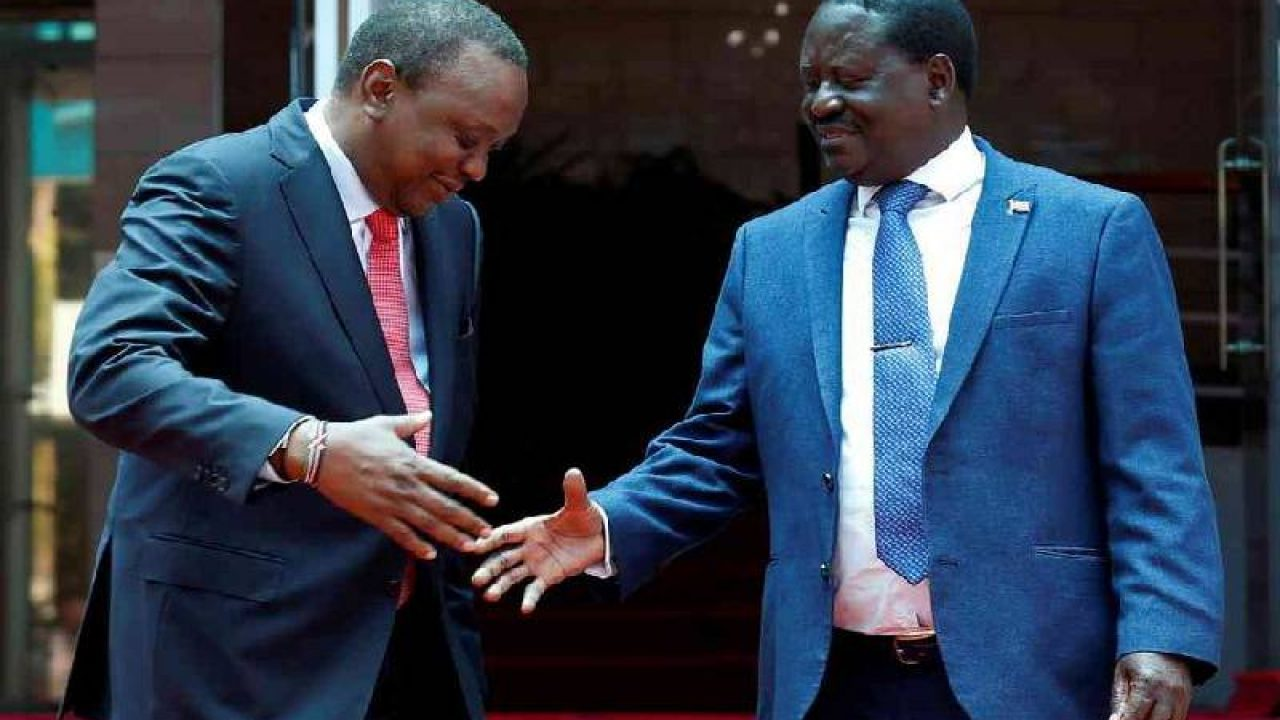 Crazy List Of Top Lawyers That Will Represent Raila And Uhuru At The Appeal Court To Overturn BBI Ruling