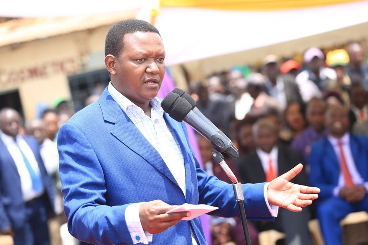 Governor Mutua Reveals How Much Ruto Pays Leaders To Attend His Rallies