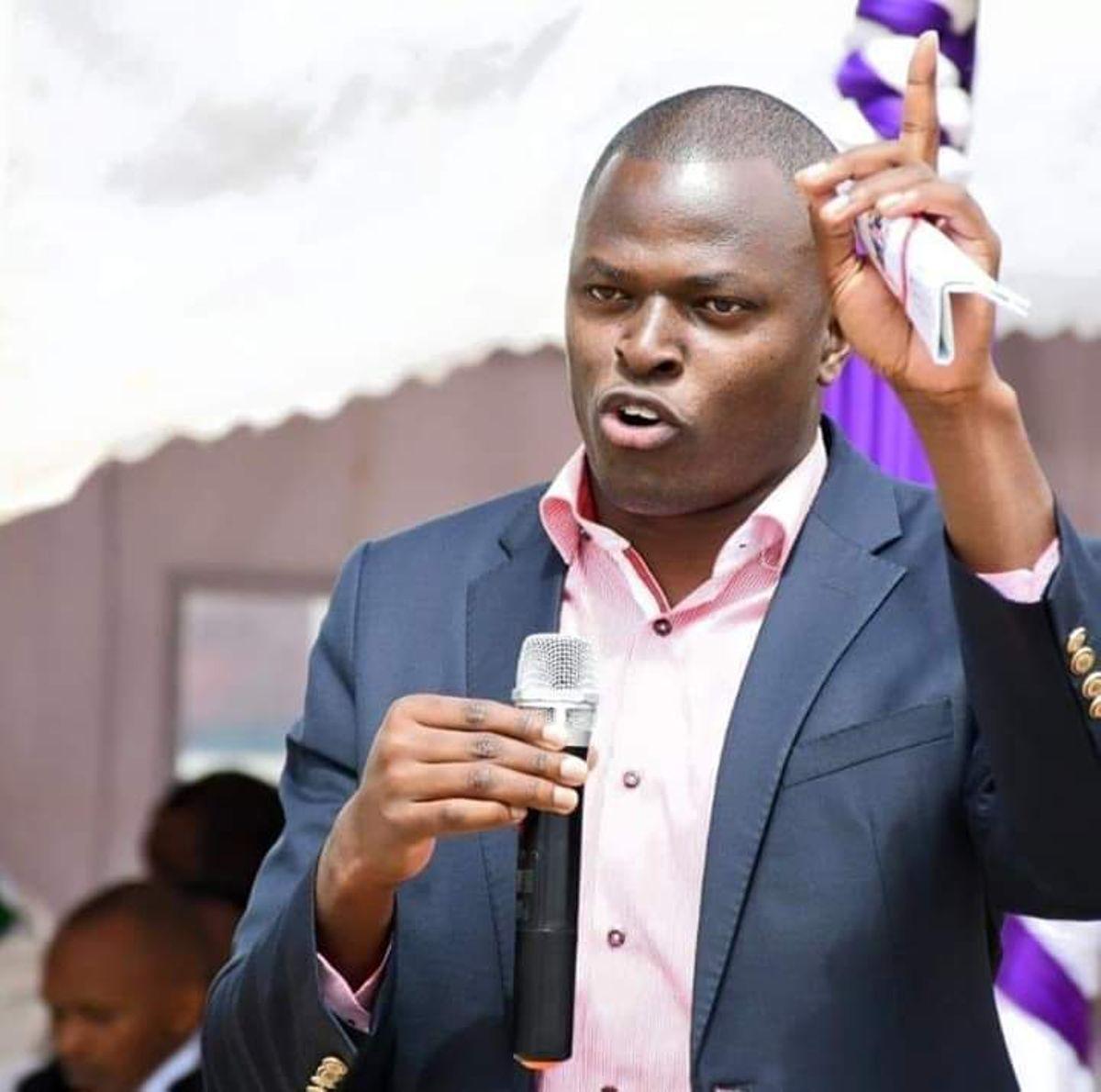 Ndindi Nyoro speaking