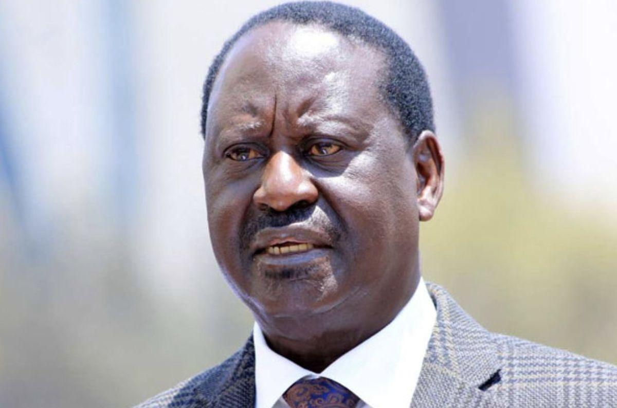 Raila Will Never Be The President