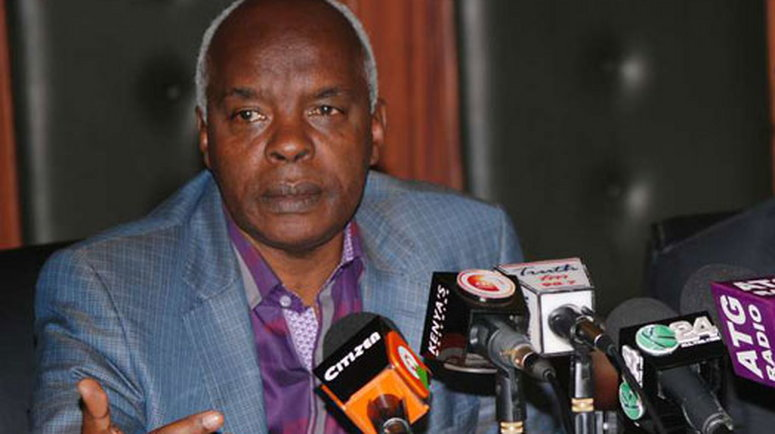 Kivutha Kibwana Recovering After Undergoing A Successful Surgery