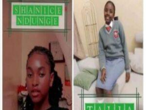Amongst the missing girls