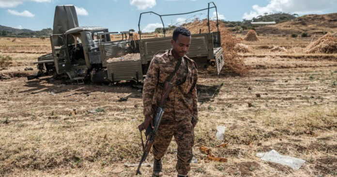 Sudan says Ethiopian military violated its airspace