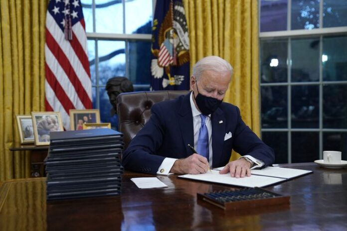 Trump's Abortion Policies To Be Dismantled By Biden's Administration