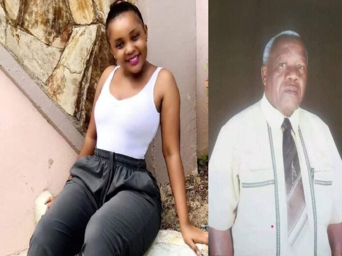 80 Year Old Man Dies after love making with a young slayqueen