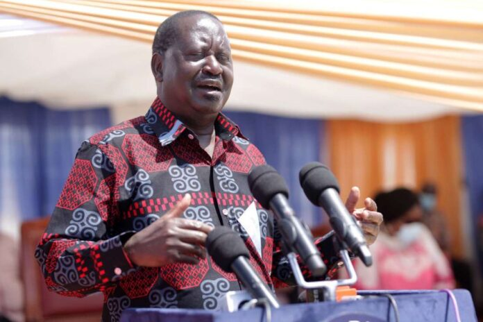 Raila Applauds MCAs For Rejecting Lies Propelled By Ruto And His Allies On BBI