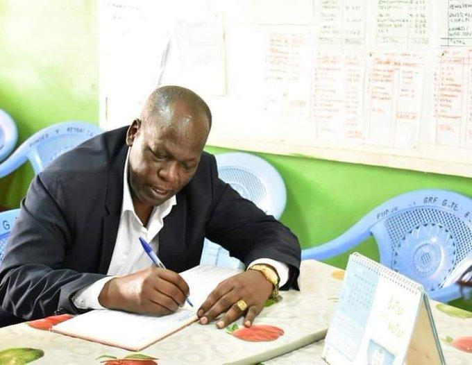 Francis Munyua Waititu