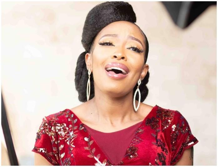 Gospel Singer Kambua Painfully Mourns Death Of Newborn Son Malachi