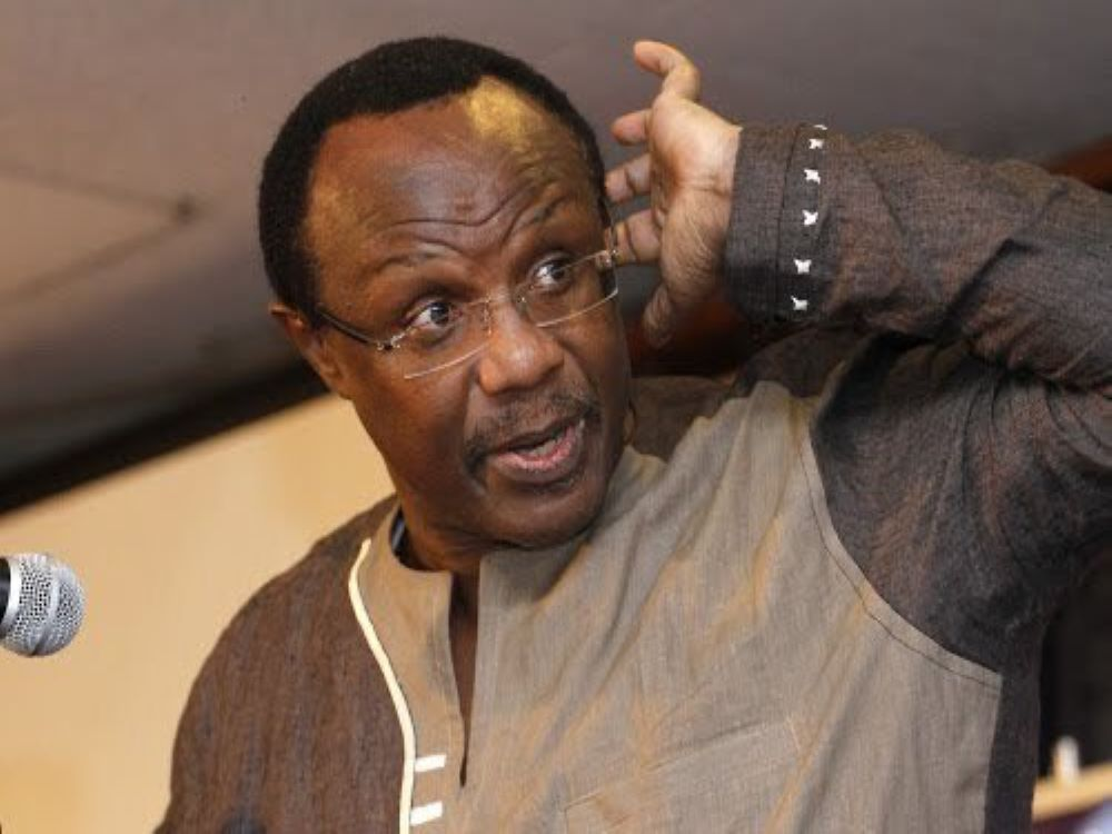 David Ndii Admits To Be His Wife's Servant Who Cooks More
