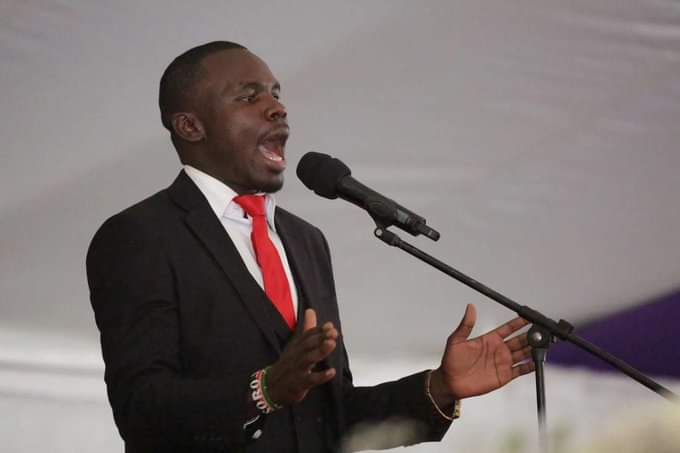 MP Osoro Miraculously Facebooks And Tweets Amid Rumours Of His Arrest