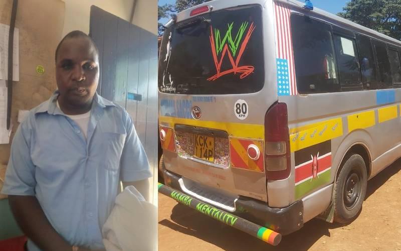 Rogue Matatu Driver Filmed Harassing Motorist Freed On 90k Cash Bail