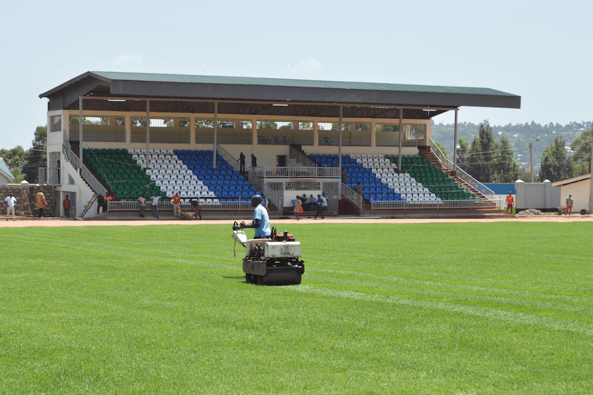 President Uhuru Renames Gusii Stadium After The Late Simeon Nyachae