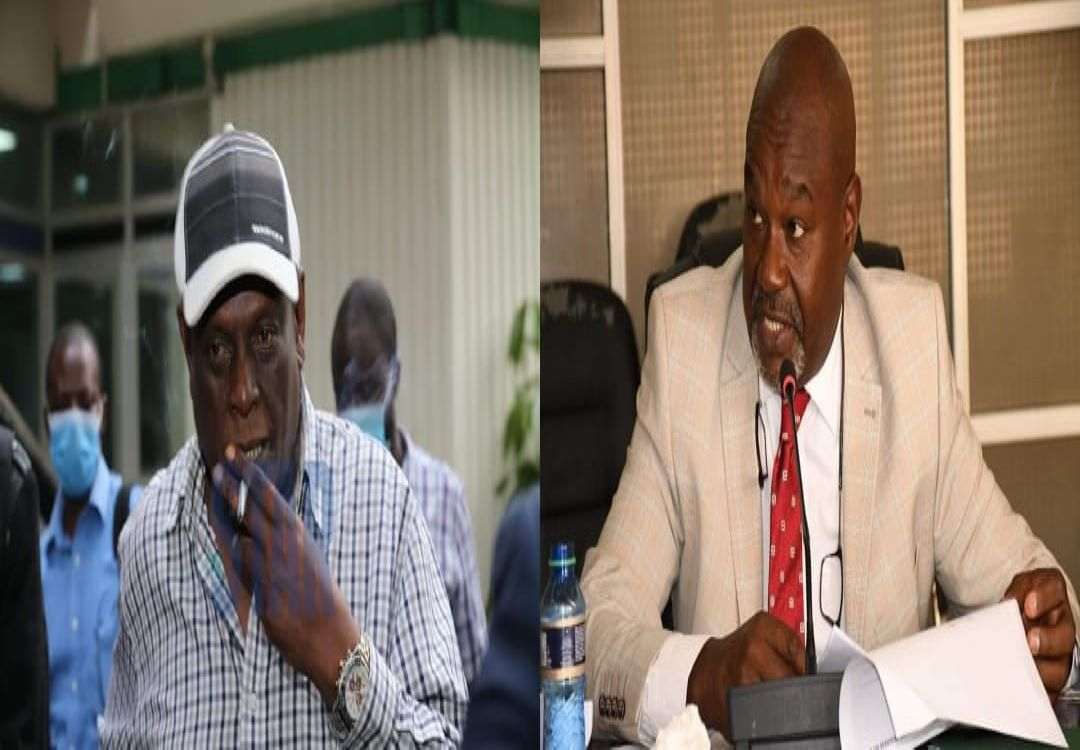 Caleb Kositany Kicked From Jubilee Days After Murathe Promised To Deal With Him
