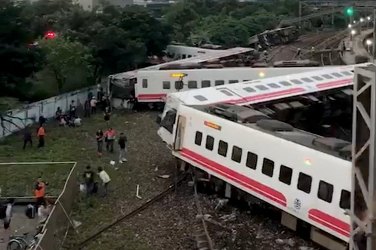 Cause Of Worst Train Crash That Killed Hundreds In Taiwan Revealed
