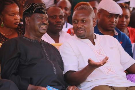 Raila In Big Trouble As Otiende Amollo Shows No Signs Of Begging Him