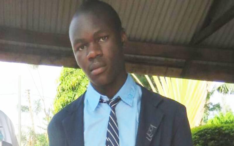 Simiyu Wanjala, Top KCSE Student Nationally Finally Speaks