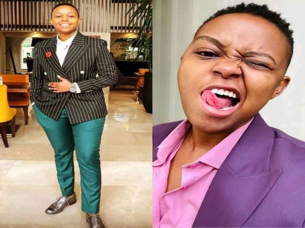 Lesbian Njeri Makena Explains How The Tongue Has Helped Her In Her Gay Journey