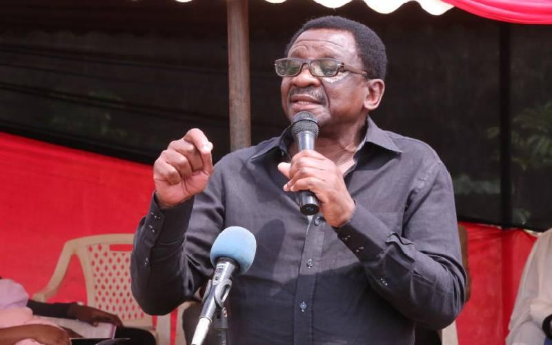 'Orengo Is An Educated Sycophant' Boniface Mwangi Viciosly Deconstructs Orengo