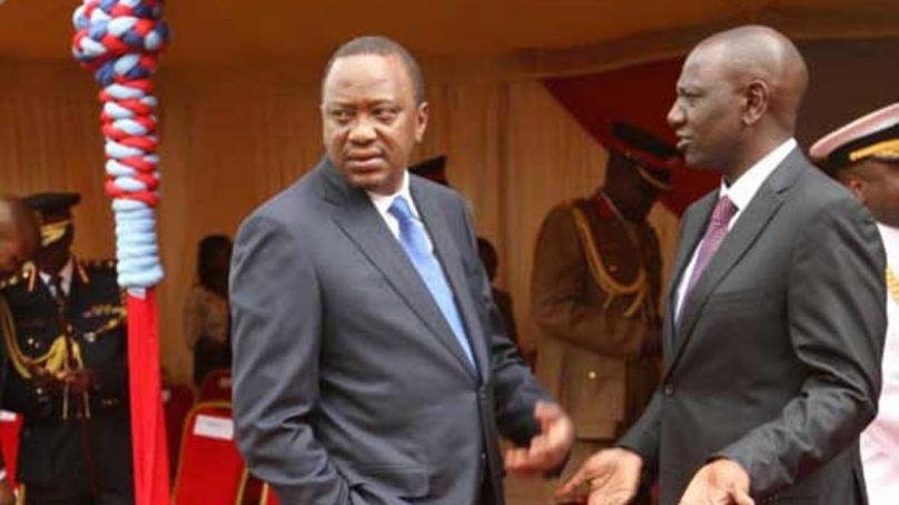 Uhuru Knocks Off DP Ruto From His Succession Matrix