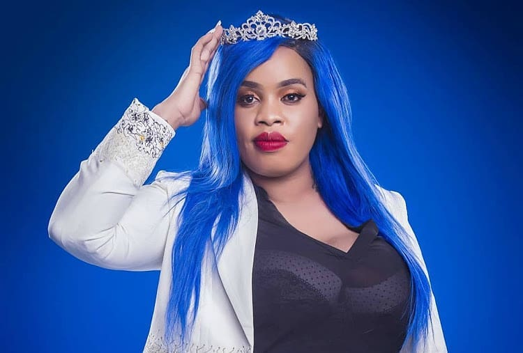 Socialite Bridget Achieng Curses Edgar Obare, Claims God Will Fight For Her