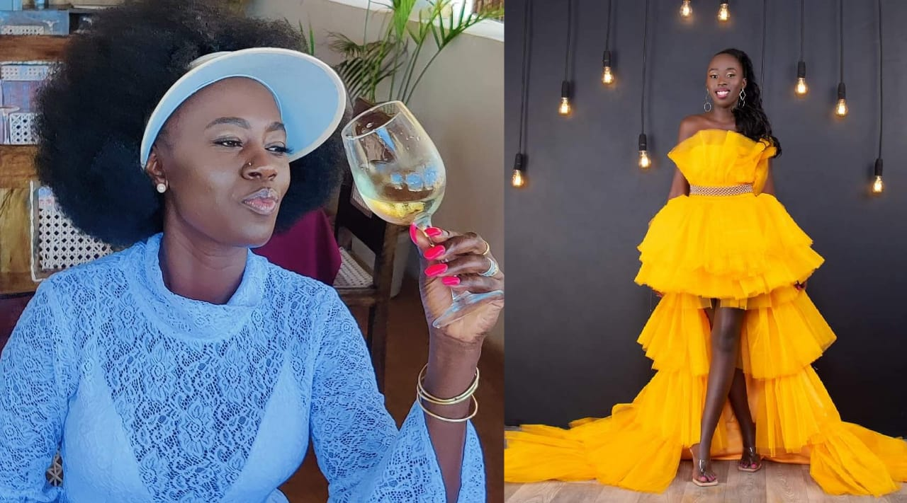 Akothee Tells Daughter To Marry The Bank If She Needs Money In A Relationship