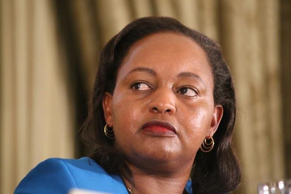 Governor Anne Waiguru To Lose Her Kitisuru Home Anytime Over Debt
