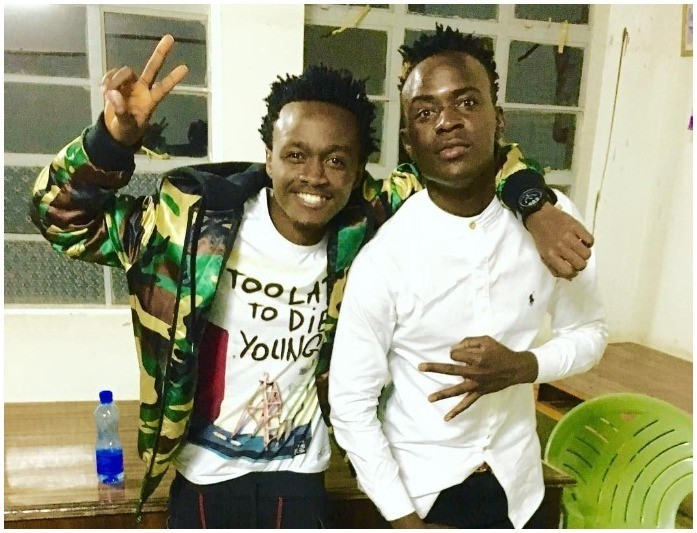 Bahati Exposes Rot In Gospel Industry After Willy Paul Did The Same