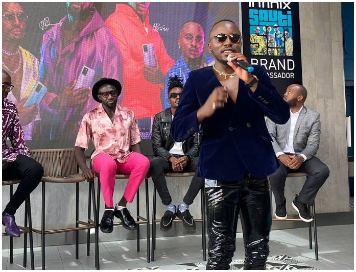 Sauti Sol's Chimano Exposed For Swindling Colleagues Of Their Savings