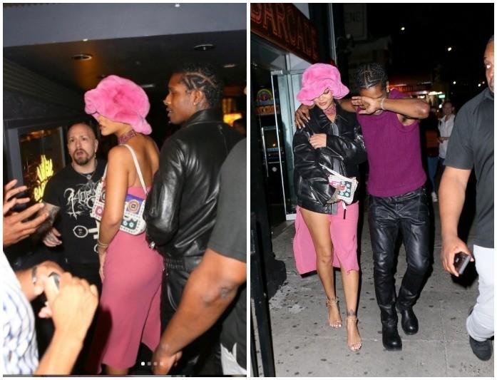New boyfriend rihanna Rihanna's New