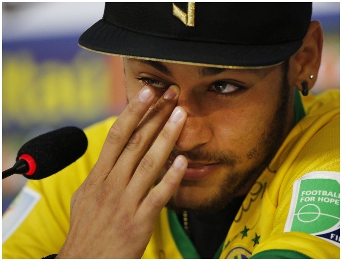 Shock As Neymar Is Left Out Of Brazil's Squad For Tokyo Olympics