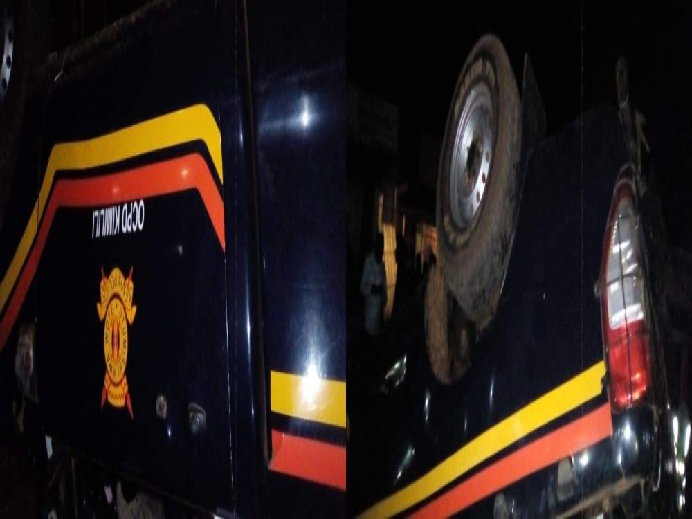 Kimilili Police Vehicle Rolls Severally While Chasing Women