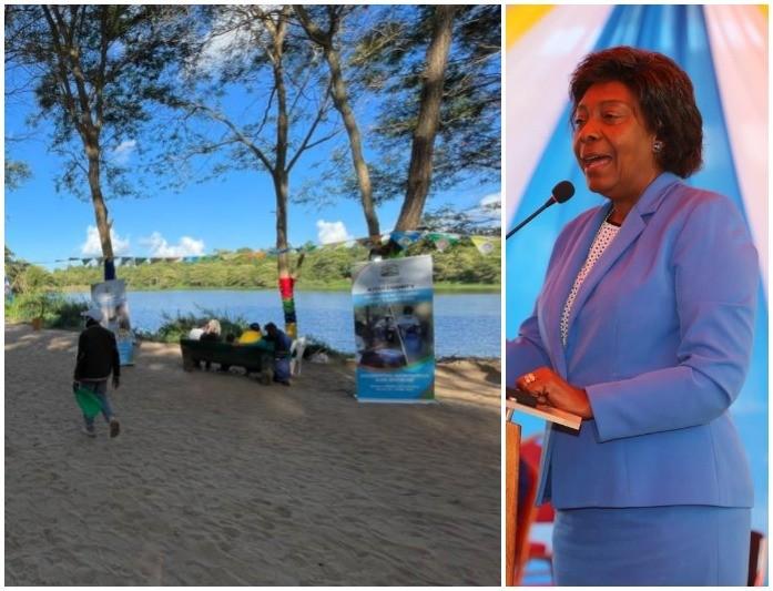 Ngilu Undertakes Ambitious Project To 'Bring Coast To Kitui'