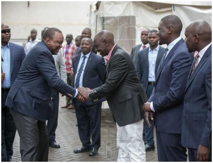 How Sakaja Convince Uhuru To Pick Ruto As His Running-mate In 2013