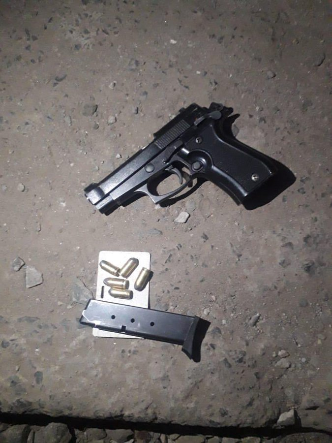 Two Armed Gangsters Shot Dead In Langata After Mugging A Woman