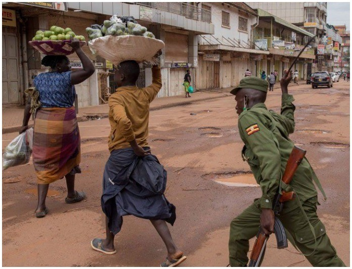 Museveni Imposes One Of Africa's Tightest Lockdowns As Covid Surges