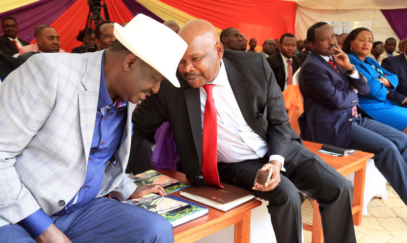 Raila Will Stop Being Luo Kingpin If He Fails To Be President In 2022 -Prof Makau