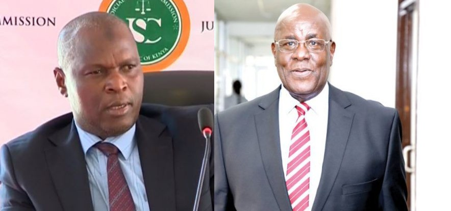 How Detectives Raided Judges Muchelule and Chitembwe Offices Before Arresting Them
