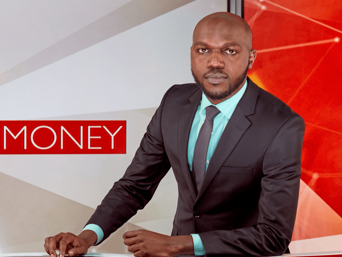 Larry Madowo Bags Another Crazy Promotion With CNN