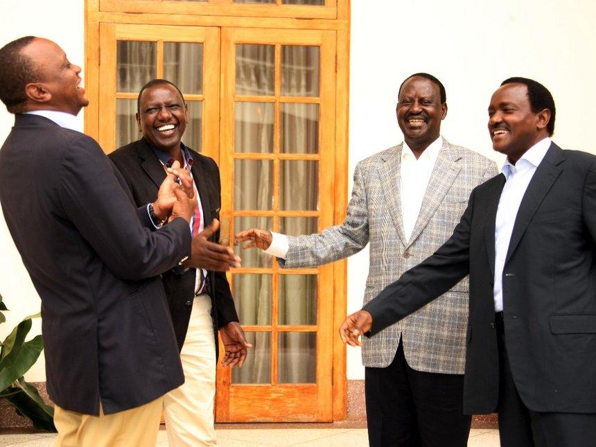 Ruto Sure Of Defeating Raila, Kalonzo, Mudavadi Coalition After Kiambaa Victory