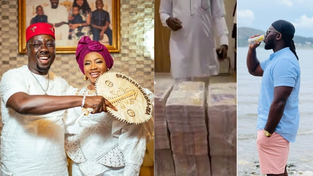 Obi Cubana To Rot In Prison For Throwing Money During Mum's Burial