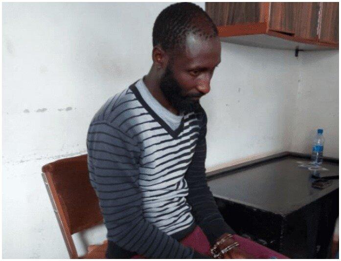Uasin Gishu's Serial Killer Evans Wanjala To Remain In Custody For 21 More Days
