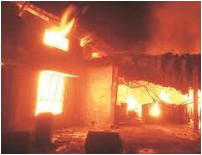 52 Patients Burnt To Death As Fire Rips Through Covid-19 Isolation Ward