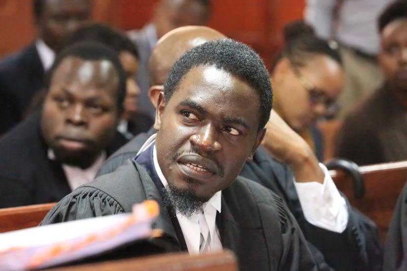 LSK Wrangles: Court Bars Nelson Havi From Replacing Deputy Secretary