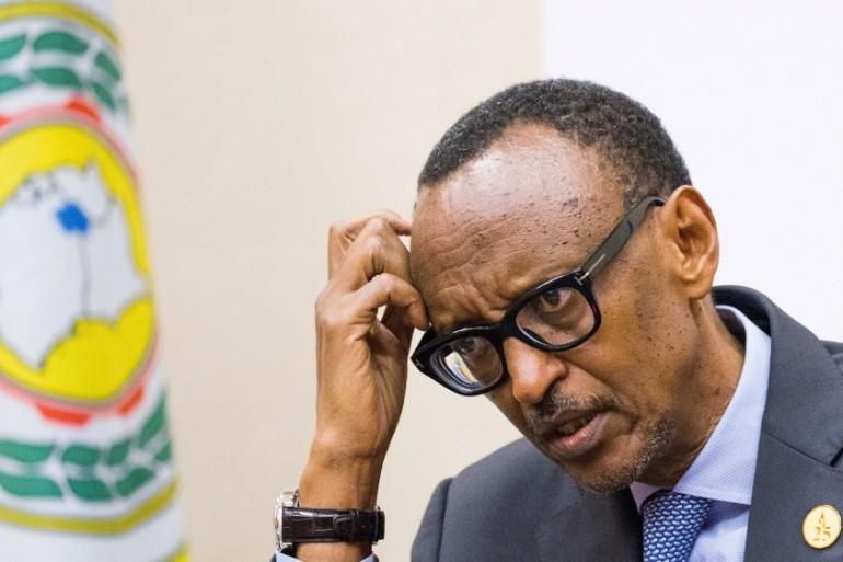 Kagame Copies Museveni And Puts Rwanda Under TOTAL Lockdown