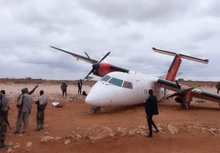 Pilot Saves 40 Lives, Crash Lands Plane Near Kenya-Somalia Border