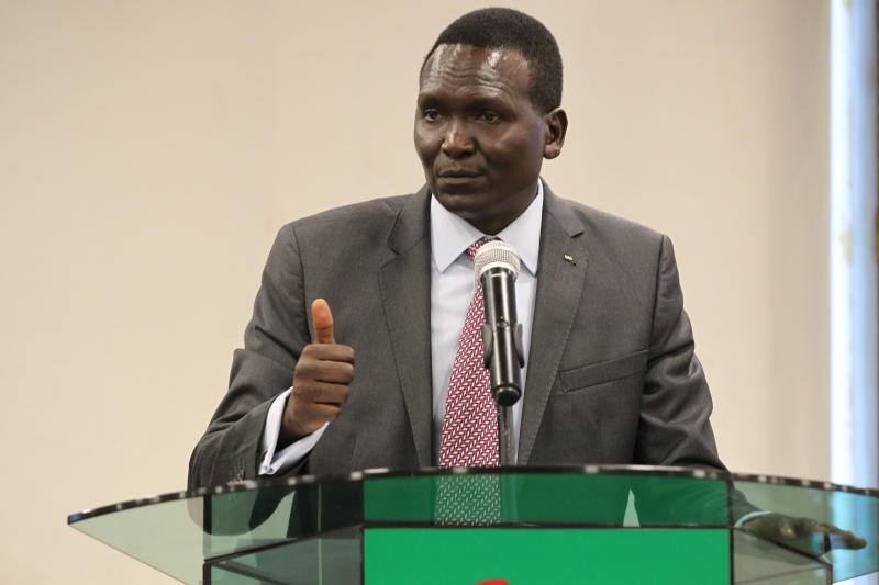 Paul Tergat Chose To Serve In Olympic Committee
